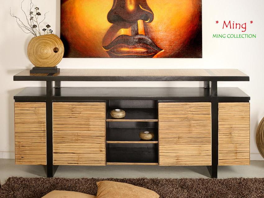 besondere kommode ming bambusm bel schrank bambusbett. Black Bedroom Furniture Sets. Home Design Ideas