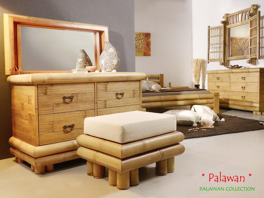bambus hocker palawan klein kissen schminkkommode sitzhocker relax stuhl bank ebay. Black Bedroom Furniture Sets. Home Design Ideas