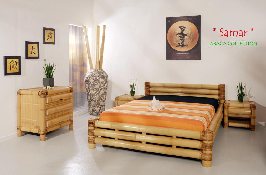 luxus bambusbett mit marken wasserbett dual 180x200 designerbett boxspring bett ebay. Black Bedroom Furniture Sets. Home Design Ideas